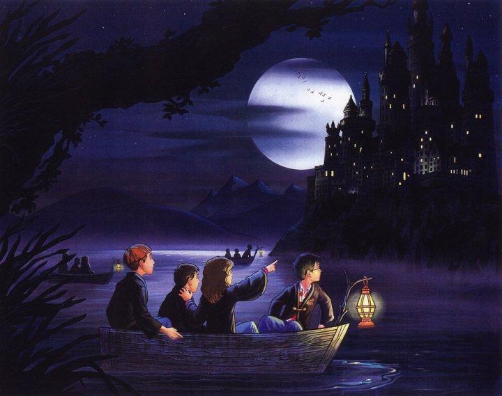 le potenzialità del rivivere una storia - Harry Potter Hogwarts