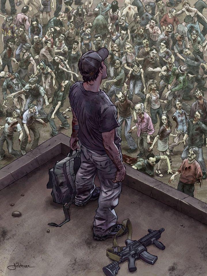 Sopravvissuto Zombie