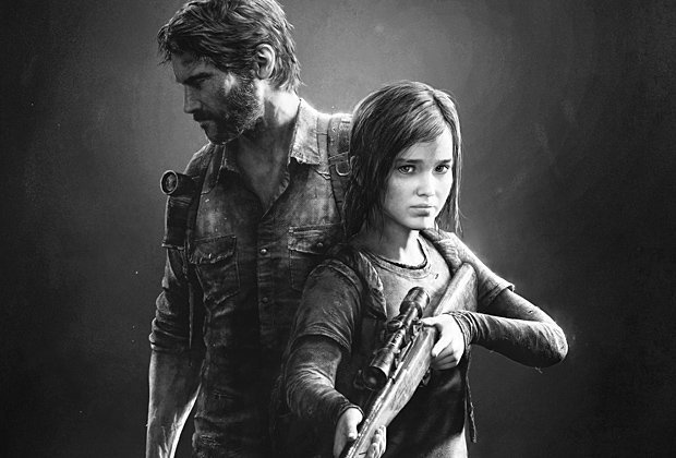 The last of us - Joel e Ellie