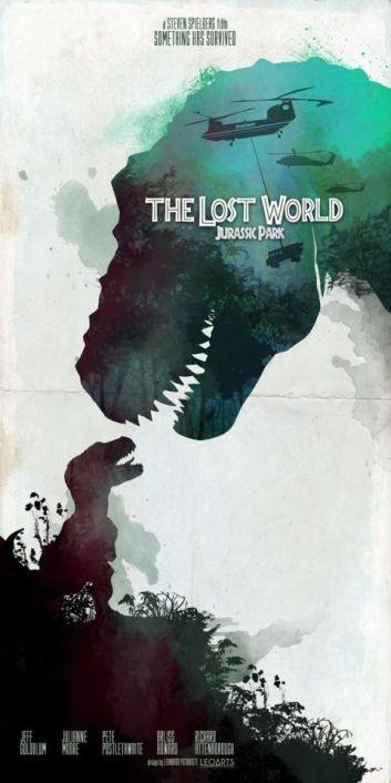 Jurassic Park il mondo perduto locandina art.jpg