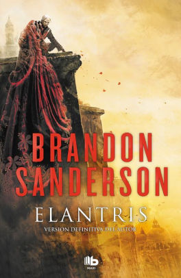 Cover Elantris