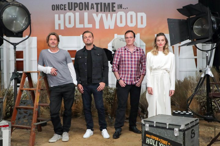 Sony Pictures ONCE UPON A TIME IN HOLLYWOOD Photo Call, Beverly Hills, USA - 11 July 2019