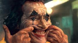 Joker Joaquin Smile