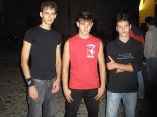 Io, Alket e Giuseppe