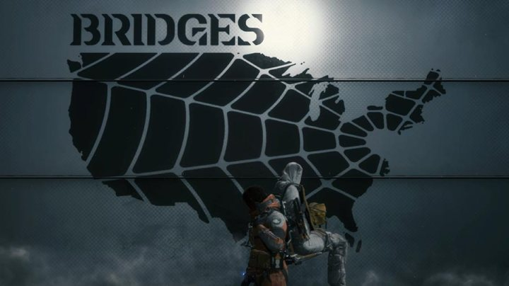 Death Stranding Bridges Logo