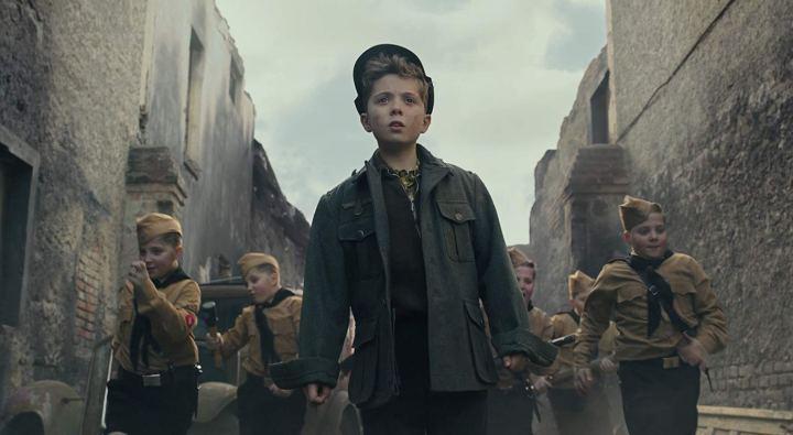 Jojo Rabbit bambini nazisti